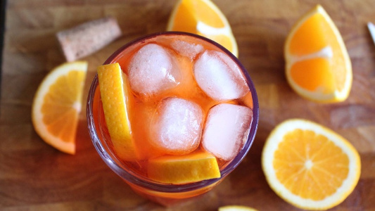 APRIL PROSECCO COCKTAIL OF THE MONTH – Spritz Aperol